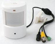 Камера скрытого наблюдения с датчиком движения