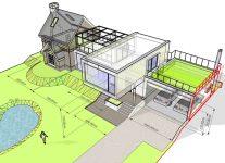 Нормы проектирования индивидуальных жилых домов