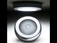 Сенсорные лампы и датчики движения
